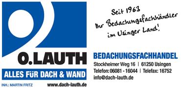 O.Lauth Dachbedarf Inh. Martin Fritz